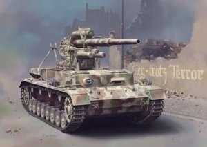 8.8cm Flak 36 auf Pz.Kpfw.IV ausf. H in scale 1-35 Dragon 6829