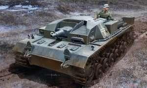 StuG. III Ausf. A Michael Wittmann, LAH Division in scale 1-35 Dragon 6860