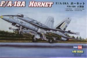 Hobby Boss 80320 - F/A 18 Hornet in scale 1-48