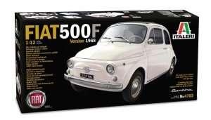 FIAT 500 F in scale 1-12
