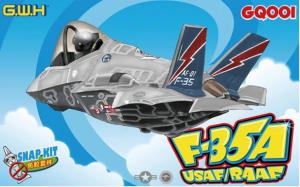 Model GWH GQ001 F-35A USAF/RAAF