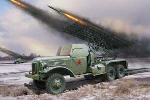 Model Hobby Boss 83846 Russian BM-13 Katyusha