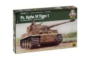 Model Italeri 15755 WWII czołg Pz.Kpfw Tiger I