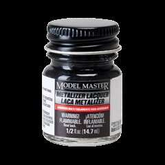 Paint Gun Metal - Non Buff Metalizer - Model Master 1423