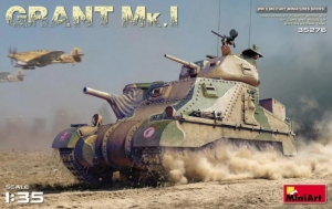 Model MiniArt 35276 tank Grant Mk.I
