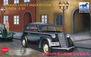 German Opel Olympia German Light Saloon Coach Model 1937 1:35