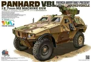 French Army 1987-Present Panhard VBL 12.7mm M2 machine gun