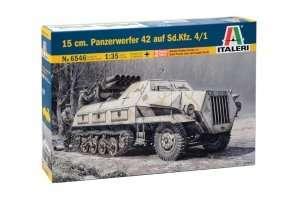 15 cm Panzerwerfer 42 auf Sd.Kfz. 4/1 Italeri 6546
