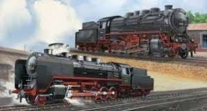 Model Revell 02157 lokomotywa BR43 - 2 szt.