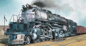 Model Revell 02165 lokomotywa Big Boy