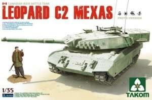 Canadian MBT Leopard C2 Mexas takom 2003