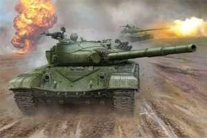 Russian Tank T-72B MTB in scale 1-16 Trumpeter 00924