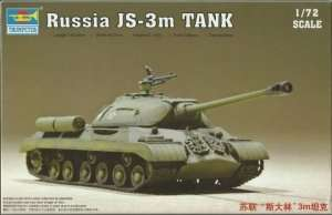 Model czołgu IS-3m Trumpeter 07228