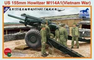 American 155mm Howitzer M114A1 1:35