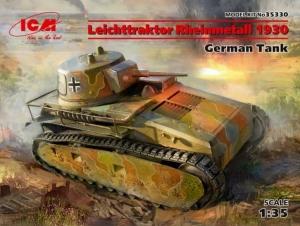 Model Leichttraktor Rheinmetall 1930 German Tank ICM 35330