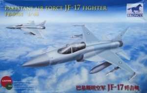 Pakistani air force JF-17 Fighter 1:48
