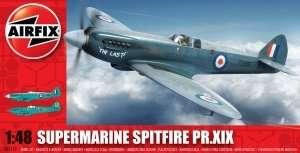 Supermarine Spitfire Pr.XIX scale 1:48