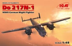 Model ICM 48271 Do 217N-1, WWII German Night Fighter