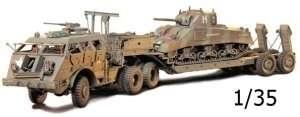 Tamiya 35230 US 40 Ton Tank Transporter Dragon Wagon