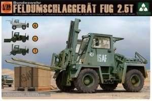 Bundeswehr Feldumschlaggerat FUG 2,5 Takom 2021