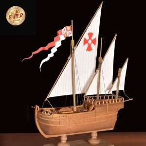 Nina - Amati 600/06 - wooden ship model kit