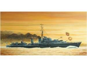 Model Tribal-class destroyer HMS Eskimo (F75)1941 1:700