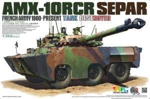French Army 1980-Present AMX-10RCR Separ Tank Destroyer