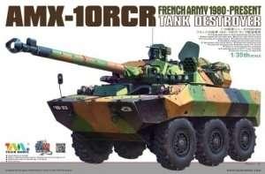 French Army 1980-Present AMX-10RCR Tank Destroyer