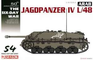 Dragon 3594 Arab Jagdpanzer IV L/48 The Six Day War series