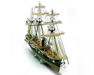 Alabama - Mamoli MV53- wooden ship model kit