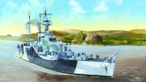 Model Trumpeter 05336 HMS Abercrombie Monitor