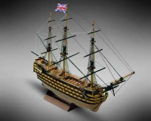 HMS Victory - Mamoli MM12 - wooden ship model kit