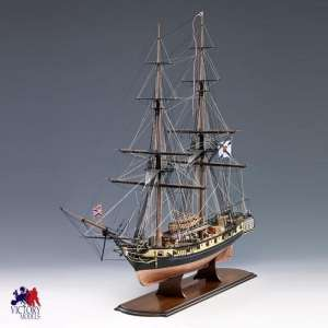 Mercury - Amati 1300/06 - wooden ship model kit
