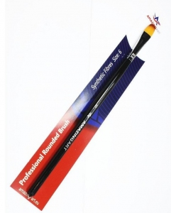 Rounded Brush Synthetic Fibres 6 - Amazing 18925