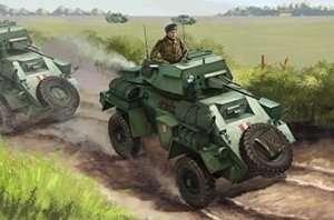 Humber Armored Car MK.III in 1:35