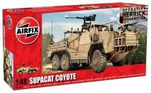 Supacat HMT600 Coyote in scale 1:48