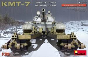 Model KMT-7 - Early Type - Mine-Roller MiniArt 37070