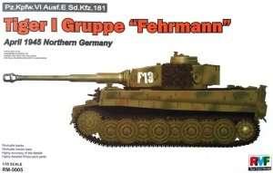 RFM RM-5005 Tiger I Gruppe