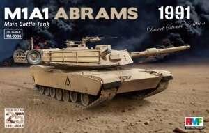M1A1 Abrams in scale 1-35 RFM RM-5006