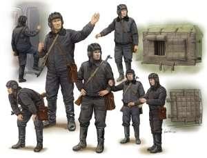 Soviet soldier - Scud B crew scale 1:35