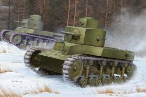 Model Hobby Boss 82493 Soviet T-24 Medium Tank