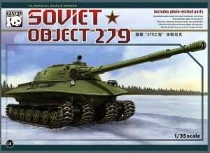 Panda PH35005 - Soviet Heavy Tank Object 279 in scale 1-35