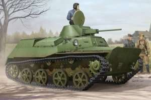 Soviet T-30S Light Tank scale 1:35