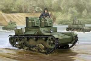 Soviet T 26 Light Infantry Tank Mod.1931 scale 1:35