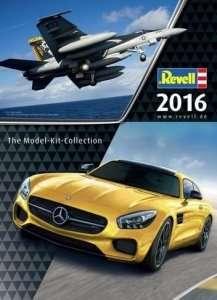 Revell - Katalog 2016