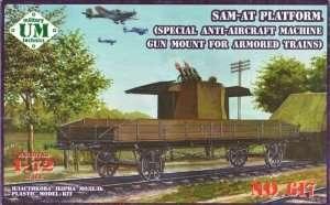 SAM-AT platform in scale 1-72