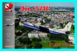 Samolot An-24W Polish Air Force - Big Model 1440055