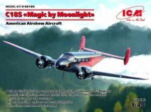 Model ICM 48186 Beech C18S