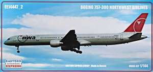 Boeing 757-300 Northwest Airlines in 1-144 Eastern Express 14447-2