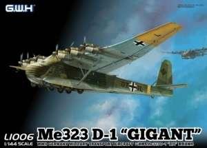 Me323 D-1 Gigant model G.W.H L1006 in 1-144